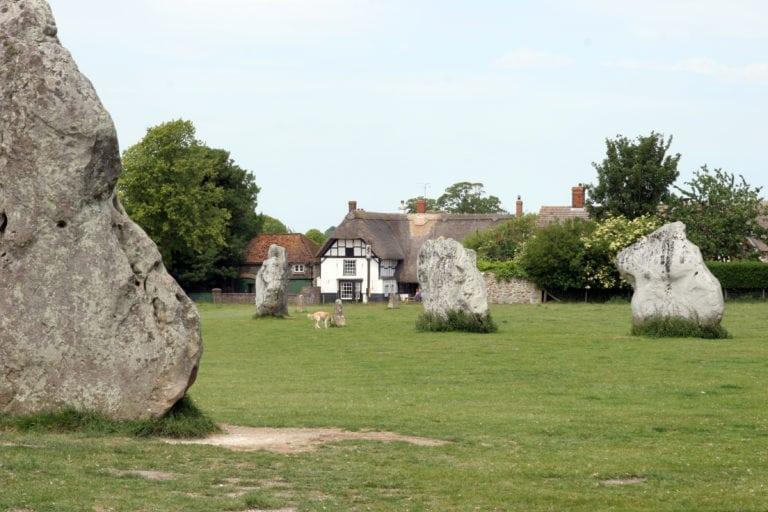 Avebury Stone Circle.