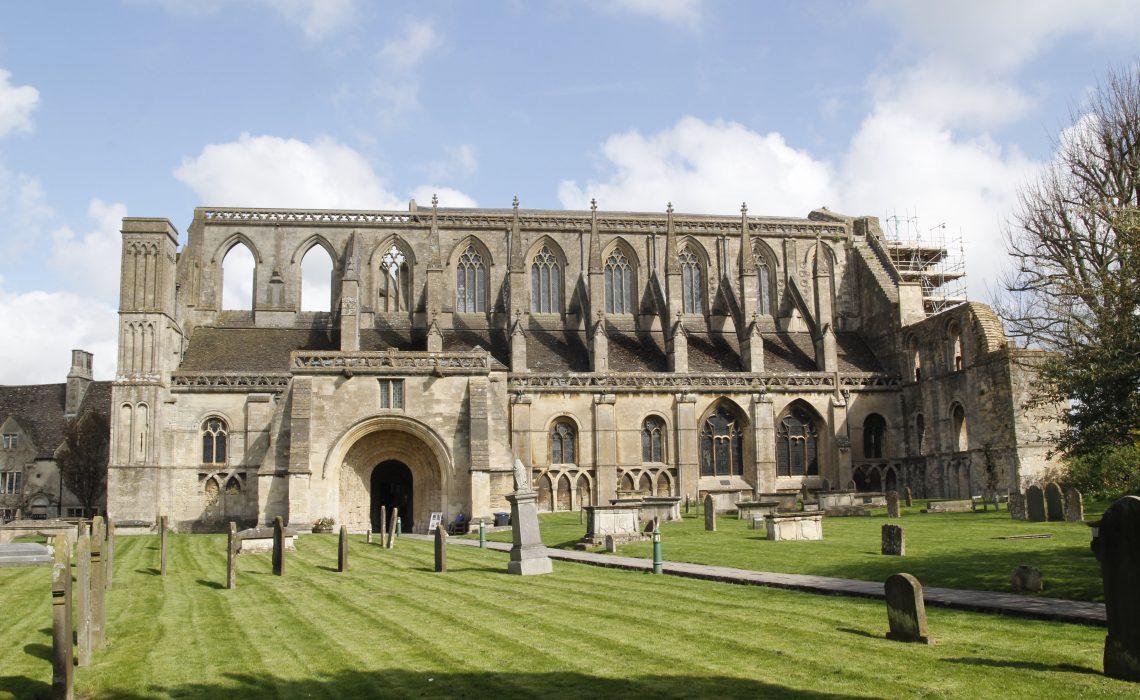 Malmesbury Abbey.